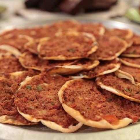 Lahmadjoun - pizza arménienne