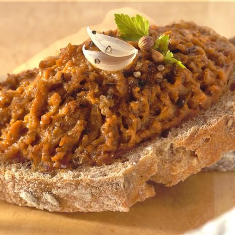 Caviar d'aubergine arménien